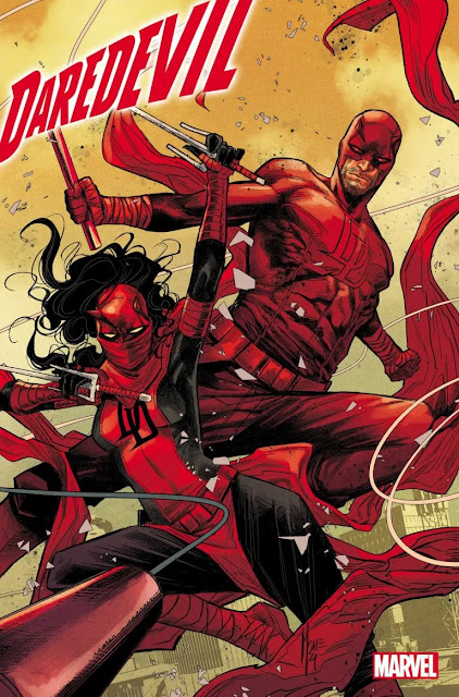 Daredevil #36 será el final de la carrera de Chip Zdarsky y Marco Checchetto.