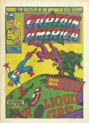 Captain America #12, Batroc and Mr Hyde