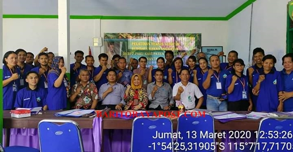 BBPP Binuang Gelar Pelatihan Teknis Tematik Budidaya Kakao Angkatan I di Kecamatan Paku