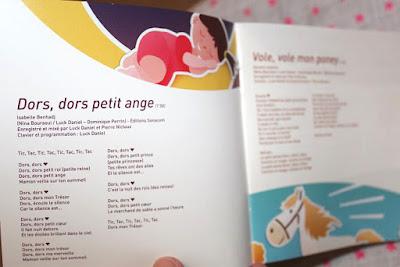 album musique pour bébé