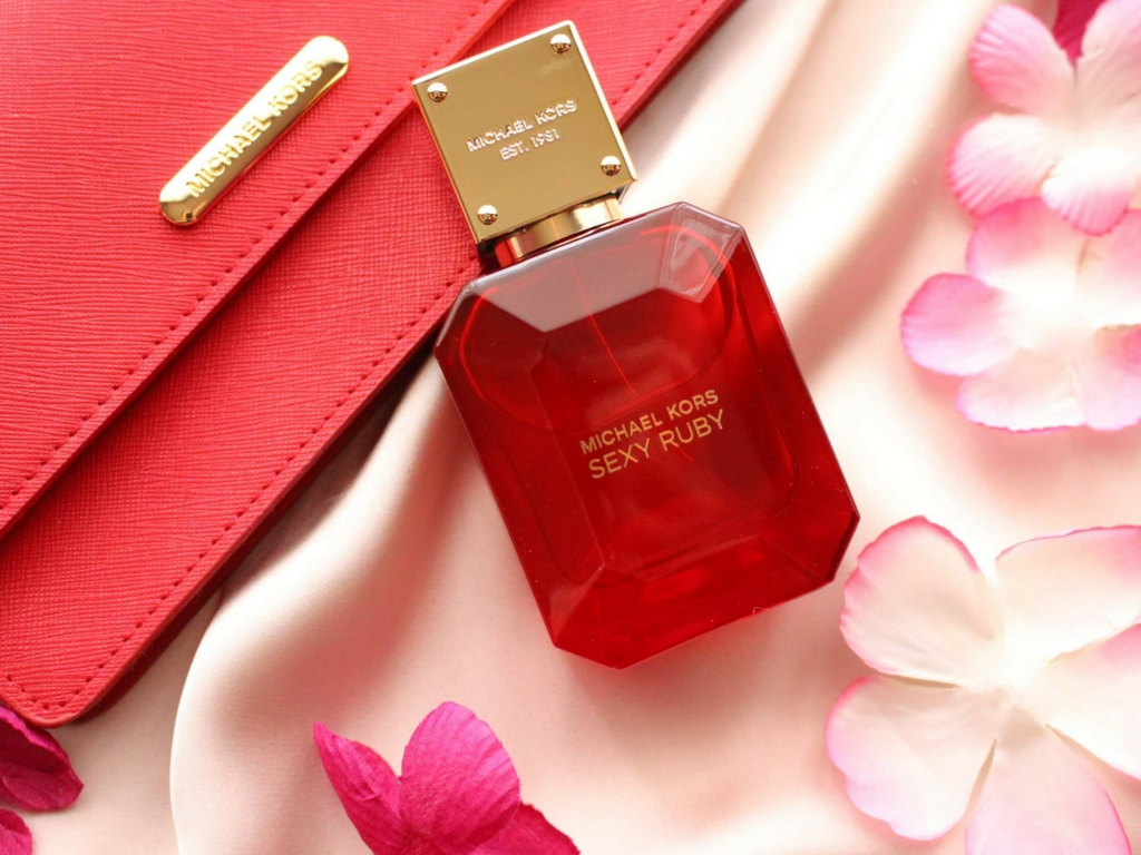 Shine bright like a ruby czyli Michael Kors Sexy Ruby
