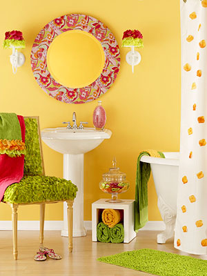 Bathroom Plans on 11 Bathroom Designs For Kids And Teens