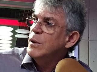 Em novo áudio, Ricardo Coutinho revela ter ameaçado conselheiros do TCE. Ouça