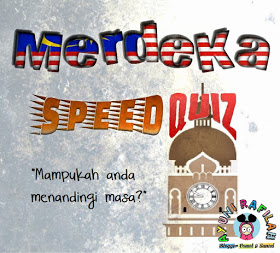 contest Ayuni Rafilah : Merdeka Speed Quiz