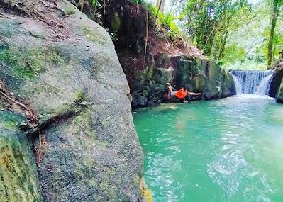 air terjun di bangka belitung