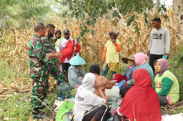 Zakaria bangga kepada TNI khususnya TNI Manunggal Membangun Desa (TMMD)