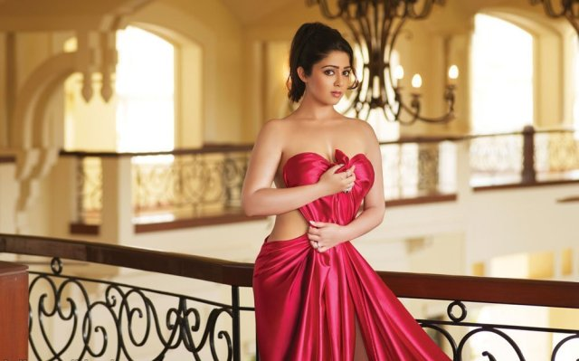 Charmy Kaur Measurements Height Weight Bra Size Age