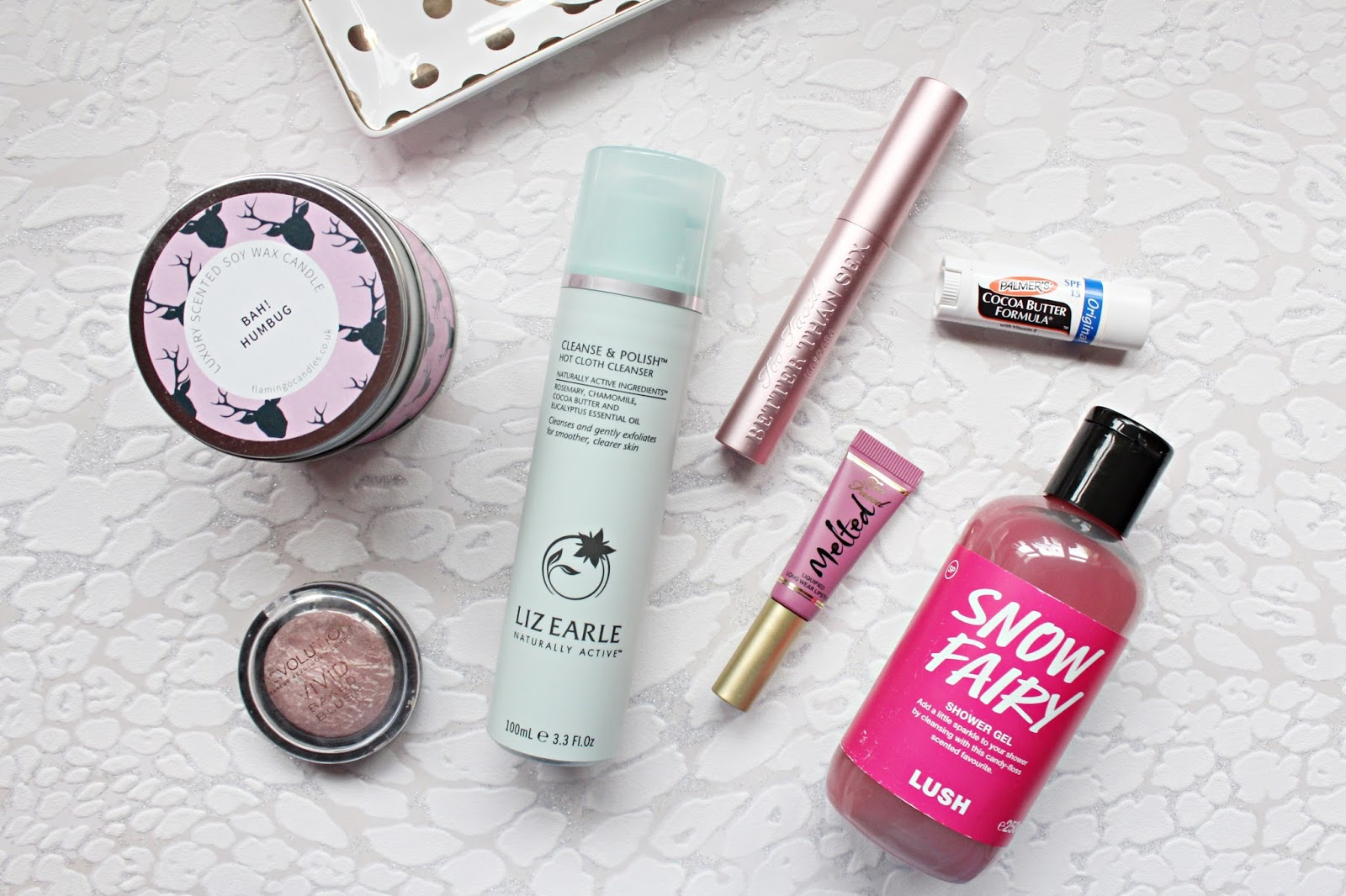 October 2016 Beauty Favourites