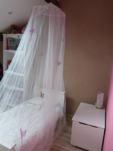 l 39 atelier des bricodouilles ciel de lit princesse. Black Bedroom Furniture Sets. Home Design Ideas