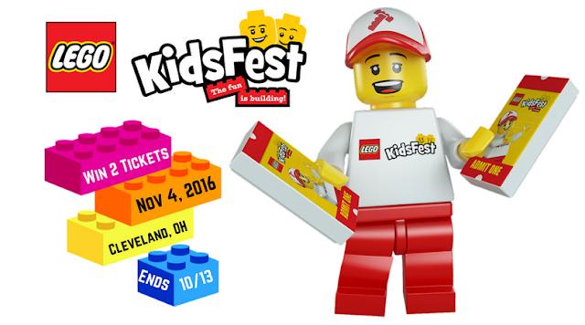 LEGO KidsFest Contest