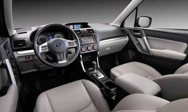 2018 Subaru Forester Price And Interior