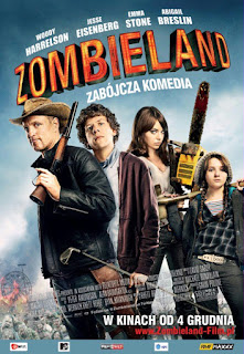 10 zombies movie 6. Zombieland (2009)