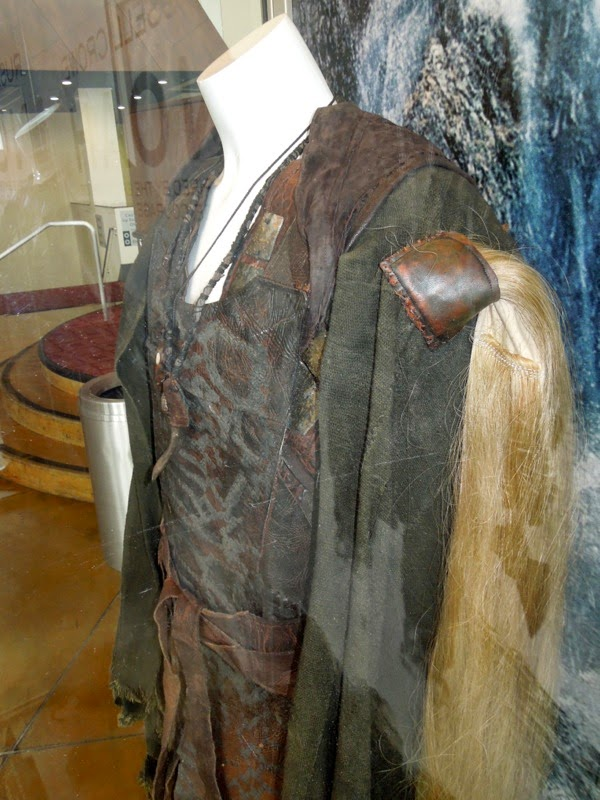 Noah Tubal-Cain movie costume detail