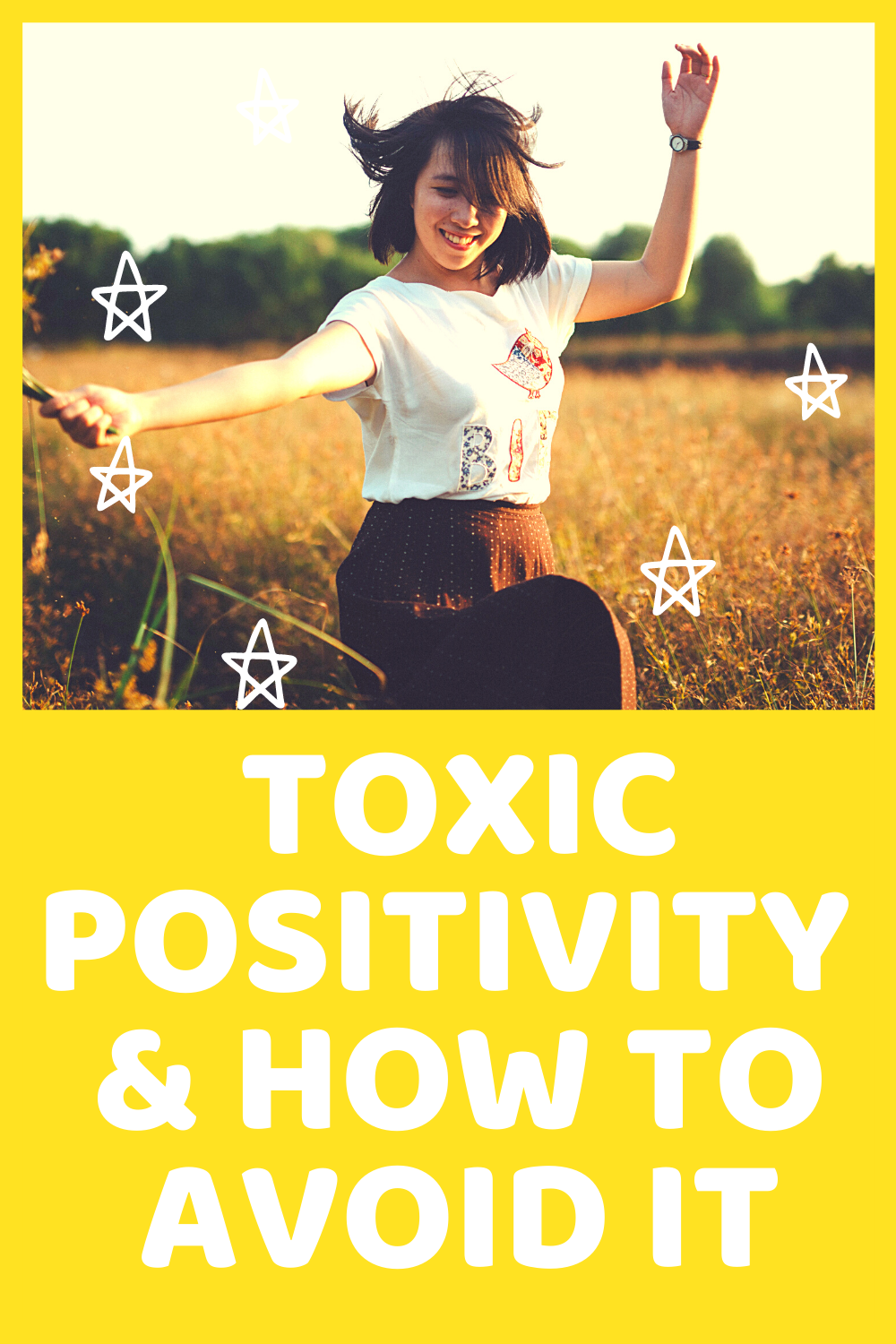 What is toxic positivity, examples of toxic positivity, being positive without being toxic and avoiding toxic people