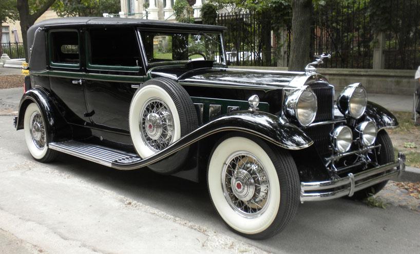 1925 Rolls Royce Phantom >> The Story of a House: Vintage Autos Return to Prairie Avenue