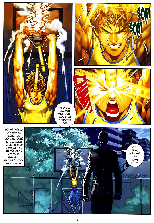 Quyền Đạo chapter 5 trang 15