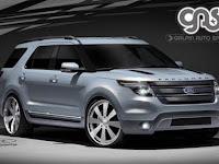 2020 Ford Explorer Sport Trac