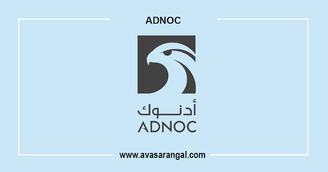Career at  Abu Dhabi National Oil Company (ADNOC).