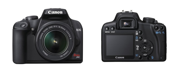 Canon Rebel XS 10 Review