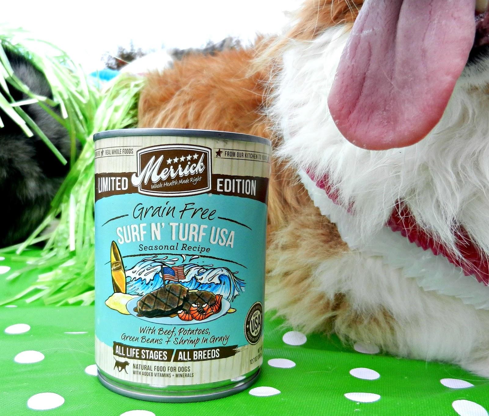 Merrick Dog Food Portland Oregon