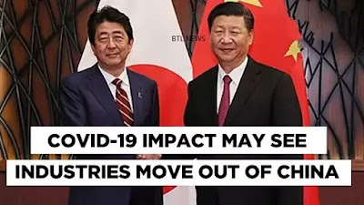 Japan Raise $2.2 Billion for its Manufacturing Firms to Leave China