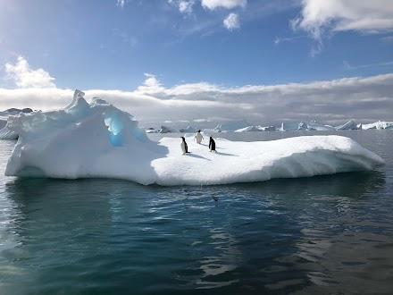 «SOS» εκπέμπουν οι παράκτιες περιοχές λόγω του λιώσιμου των παγετώνων