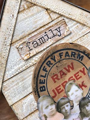 Sara Emily Barker https://sarascloset1.blogspot.com/2019/06/memories-of-home-for-frilly-and-funkie.html Memories of Home Tim Holtz Tiny Houses  5