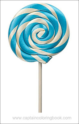 Multicolor Lollipop Stock download