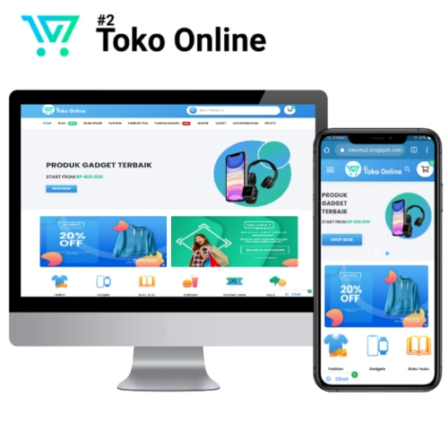 Toko Online 2 Blogspot