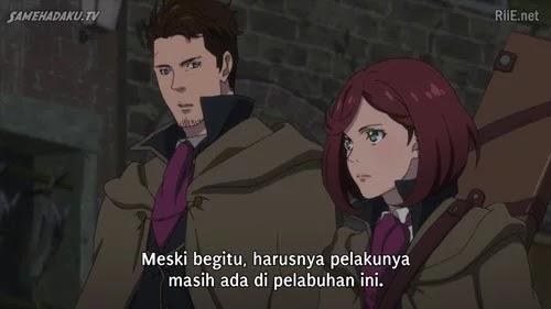 Fairy Gone Season 2 Episode 4 Subtitle Indonesia