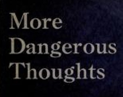 More dangerous thoughts 1941