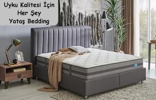 Uyku Kalitesi için Her Şey Yataş Bedding