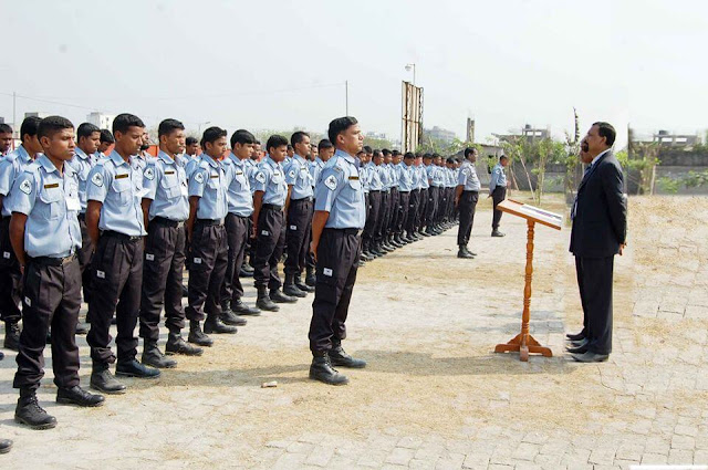 Security Training Guard Force & Security Officers