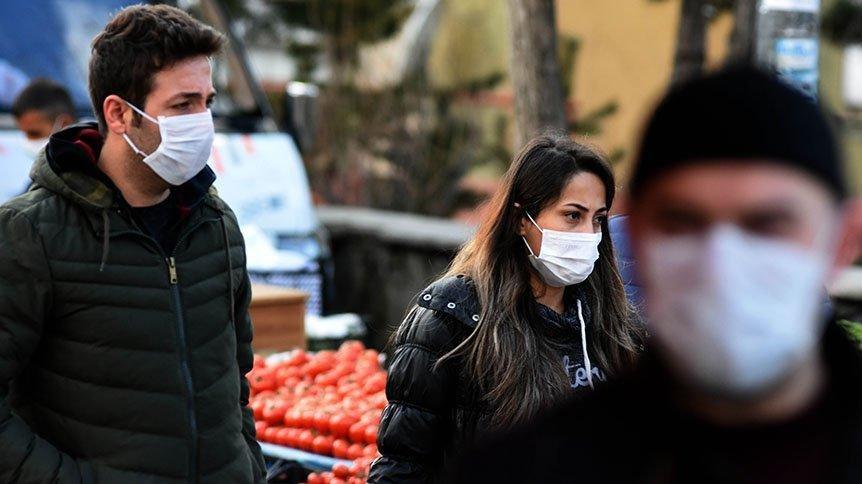 Ev hariç her yerde maske takmak zorunlu oldu