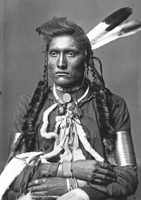 Frank Jay Haynes (1853 -1921) Little Moon. Crow Photo, 1883 Montana Historical Society #mosesonthemesa