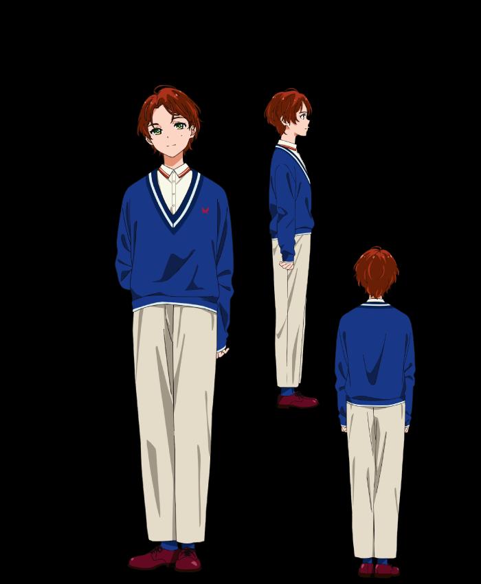 ซาวากิ โมโมเอะ (Sawaki Momoe) @ Wonder Egg Priority (Wanda Eggu Puraioriti: ワンダーエッグ・プライオリティ)