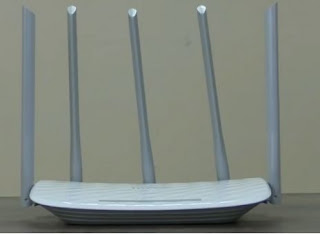 Tp-link c60 AC 1350 router