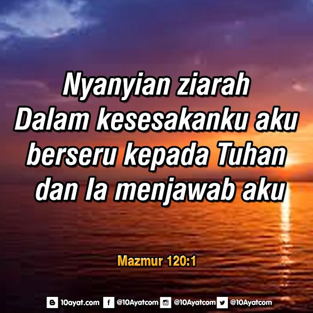 Mazmur 120:1
