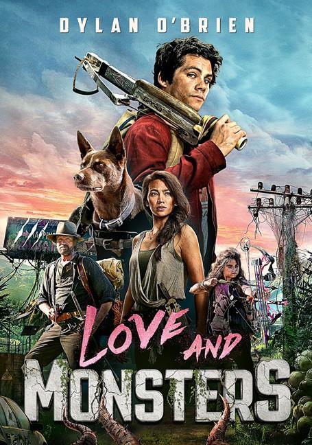 Love and Monsters (2020) เลิฟ แอนด์ มอนสเตอร์