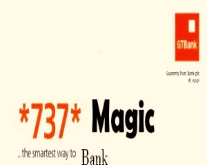 How to use GTBank *737* Magic