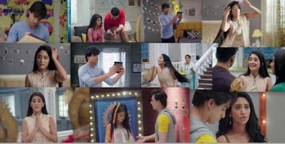 "Yeh Rishta Kya Kehlata Hai Episode 1st March 2019 Written Update "" Kartik-Naira's Wedding Anniversary ."""