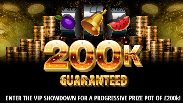 Rich Casino $200K Tournament