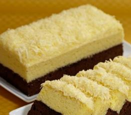 Cara Mudah Membuat Resep Brownies Kering Coklat Keju Panggang Praktis dan Sederhana