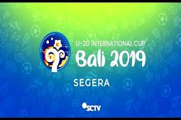 Intenational Cup 2019 in Bali Indonesia