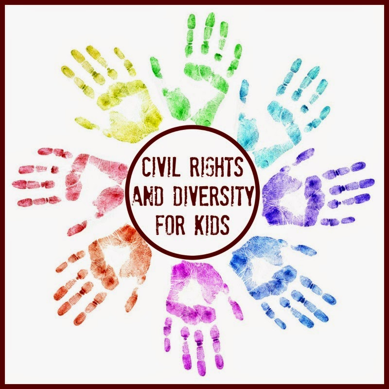 Teaching children about diversity and civil rights