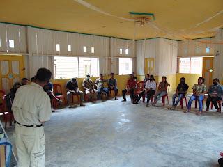 Pelatihan Peningkatan Kapasitas Kader Tentang Hutan Adat  dan Desa Adat