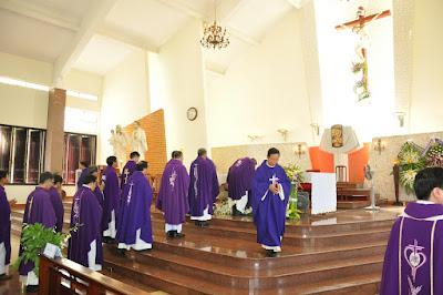GP Bà Rịa: Thánh lễ an táng Cha Cố Phêrô Nguyễn Văn Giản - Ảnh minh hoạ 11