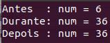 Variável de referência em C++ : &