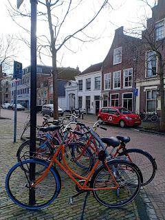 Travelog Netherlands: Day Trip to Leiden