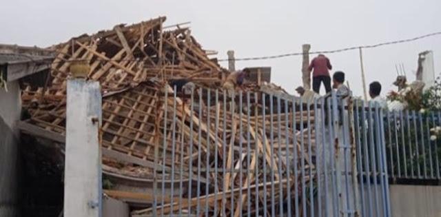 Update Gempa Sukabumi: Tiga Warga Luka-luka, Puluhan Rumah Rusak